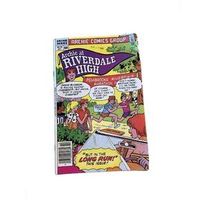 Archie At Riverdale High No 99 October Comic book